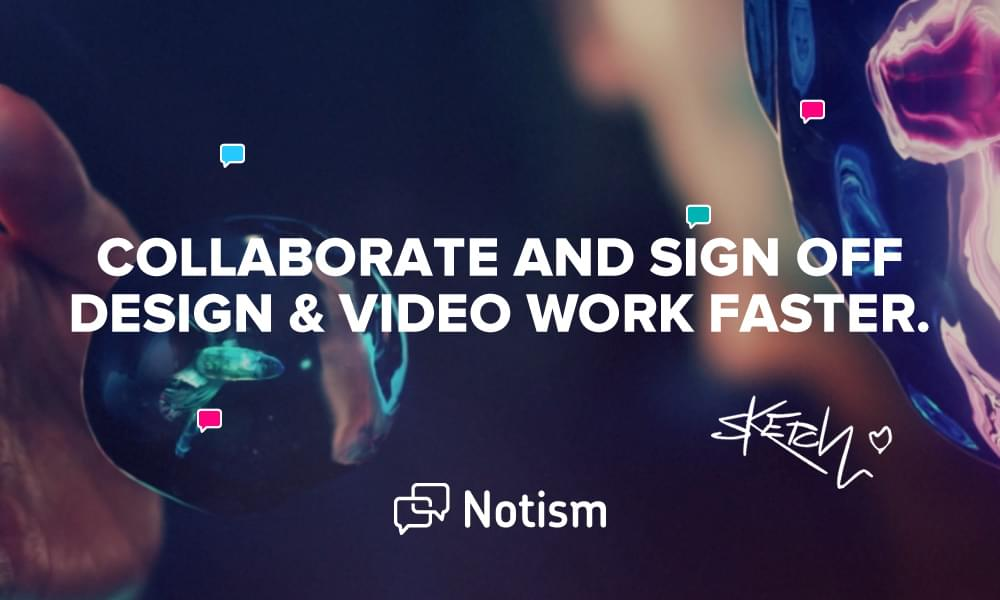 Notism — Design & Video Collaboration for Teams