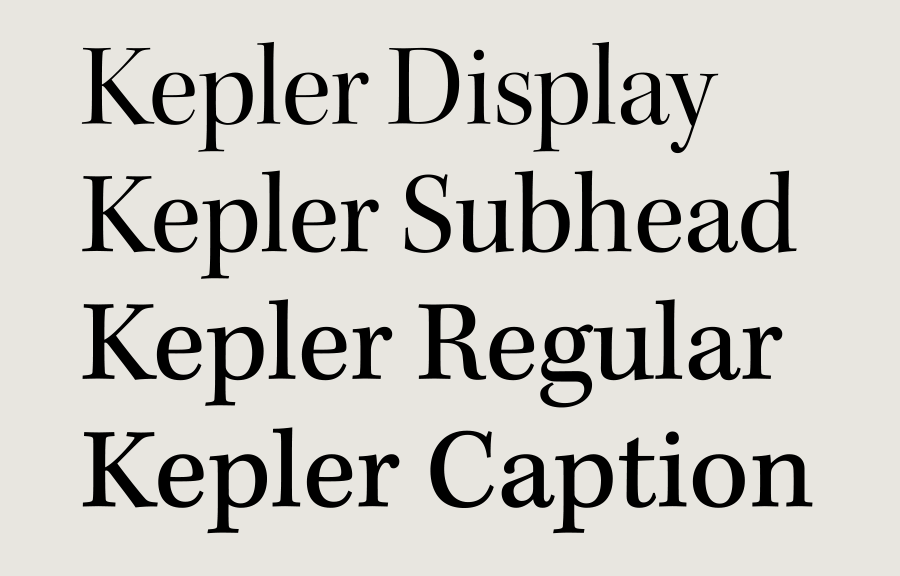 Font-optical-sizing example