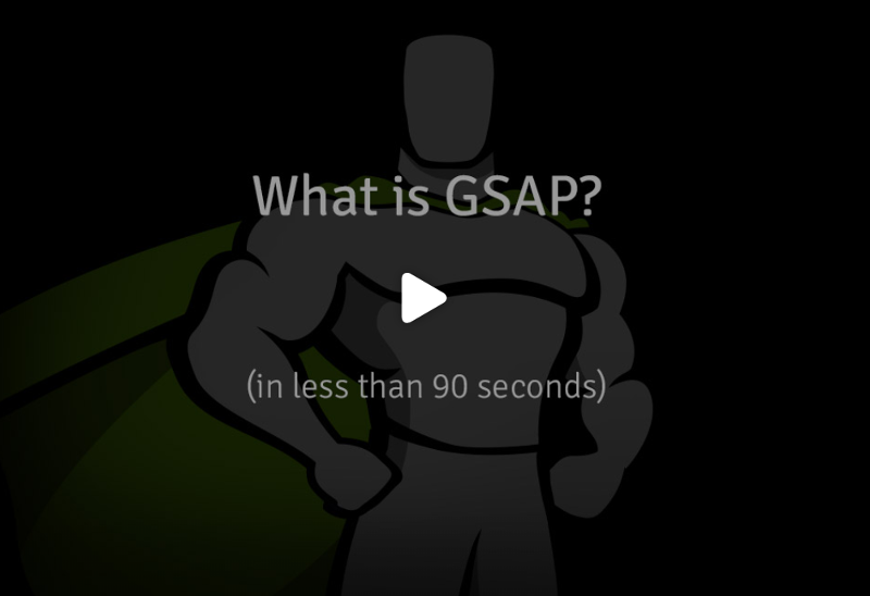 GreenSock (GSAP)