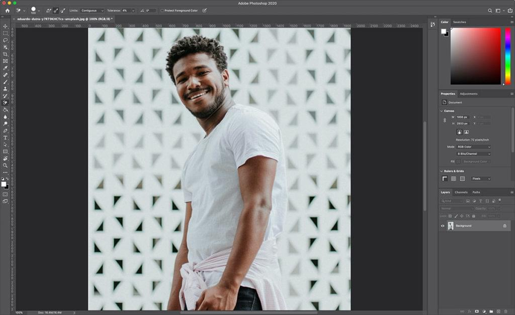 Remove A Background In Photoshop Quickly Easily Sitepoint