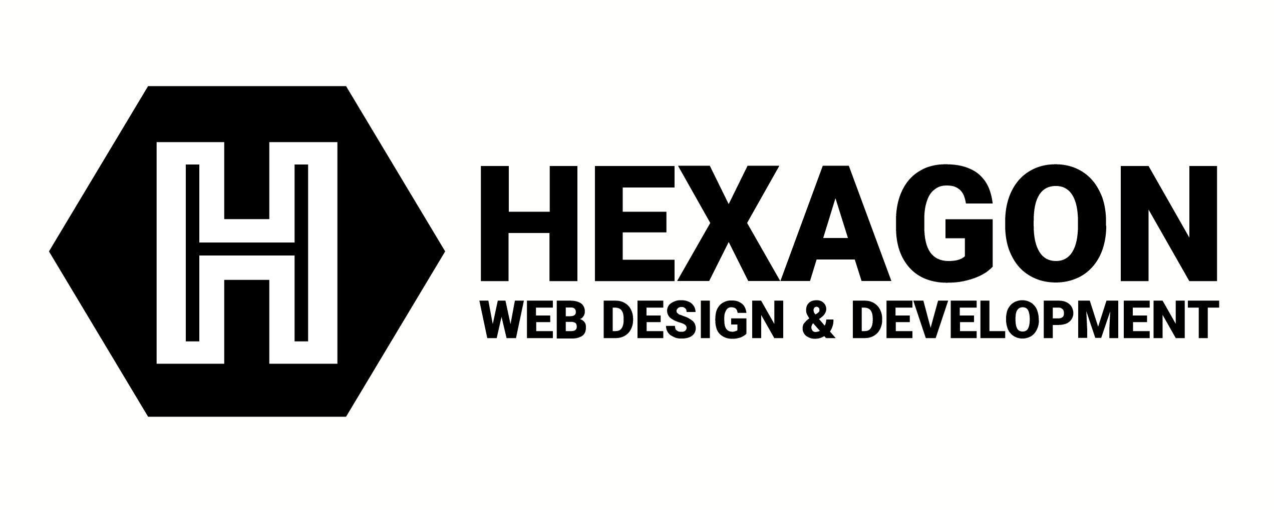 A very real logo for a fictitious company