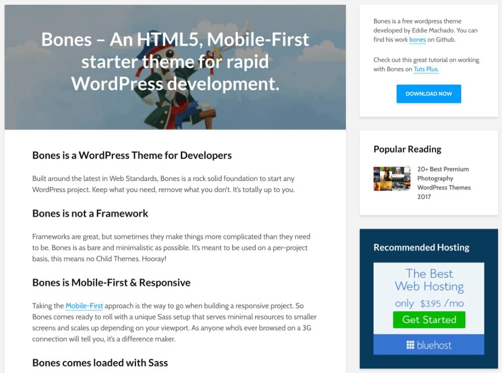 A Simple Guide To Wordpress Starter Themes Sitepoint