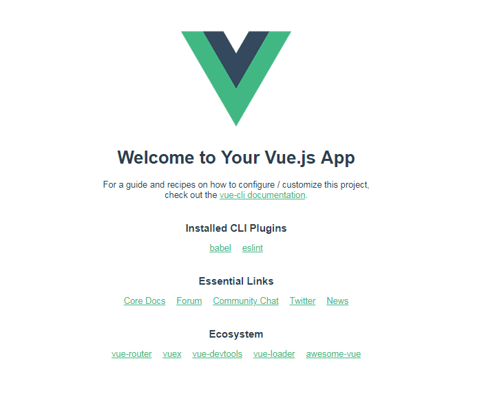 Welcome to Your Vue.js App