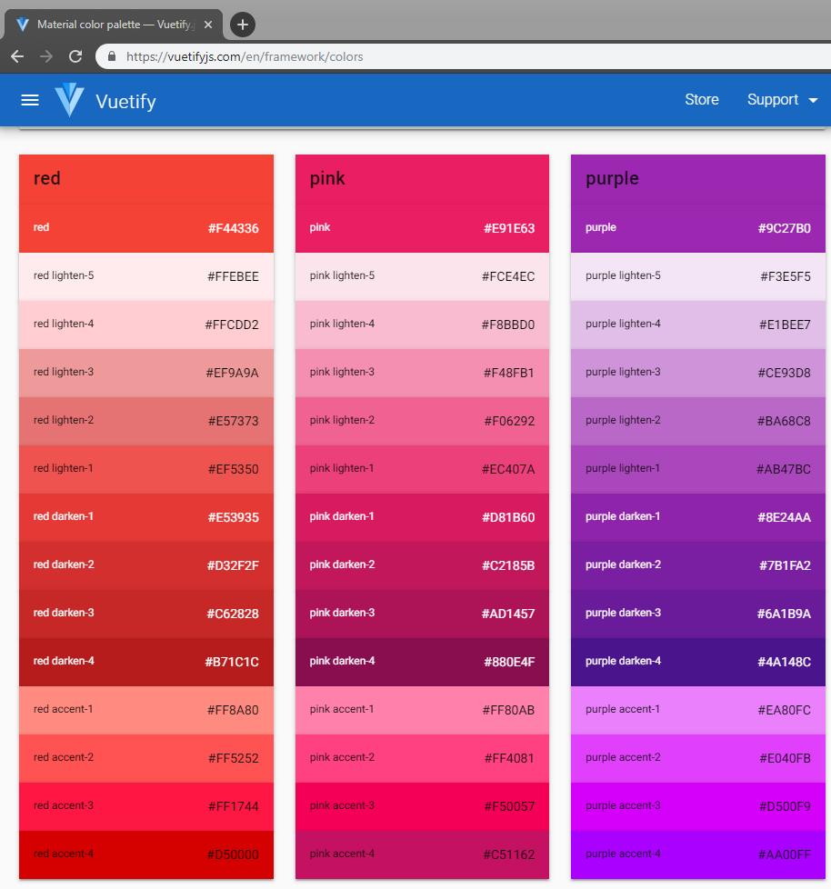 08-vuetify-colors