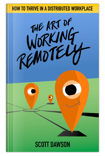 Cover: The Art of Working Remotely