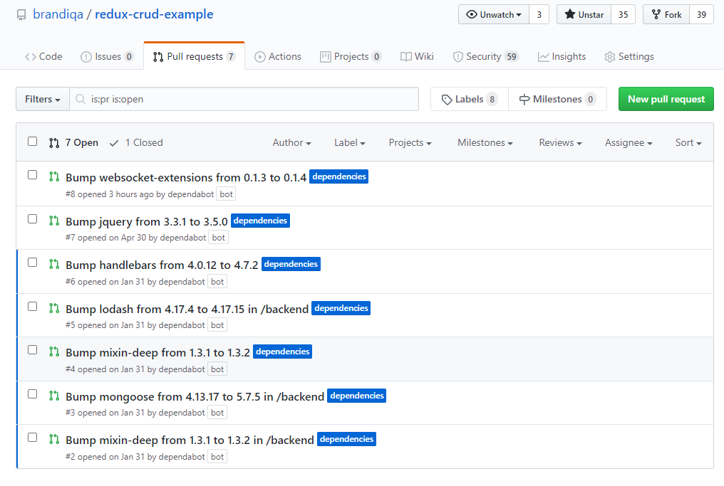 دست اندازهای امنیتی GitHub