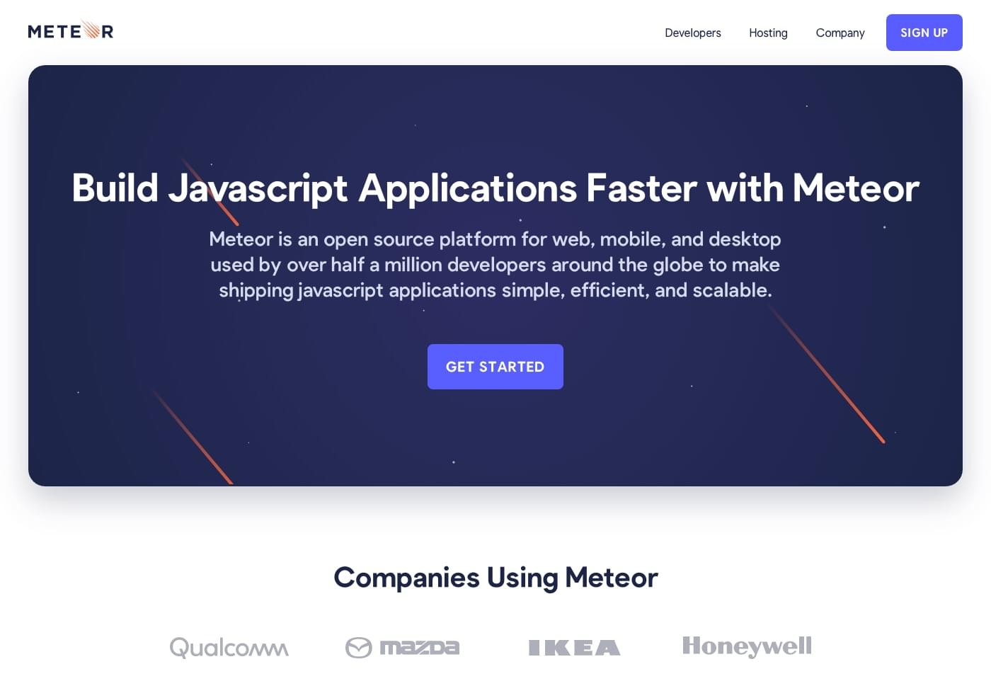 Meteor - Start New Projects Faster