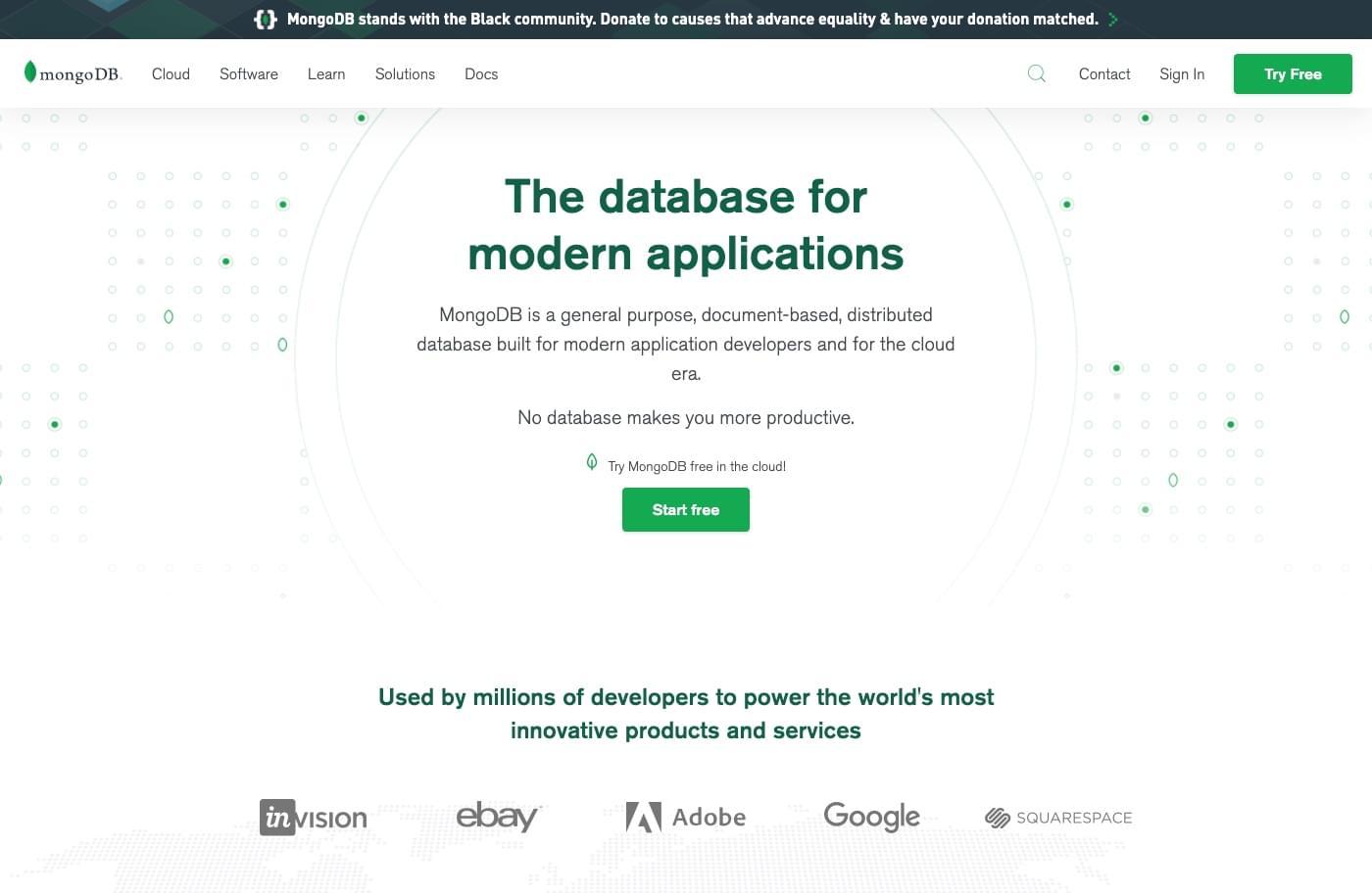 MongoDb - پروژه های جدید را سریعتر شروع کنید