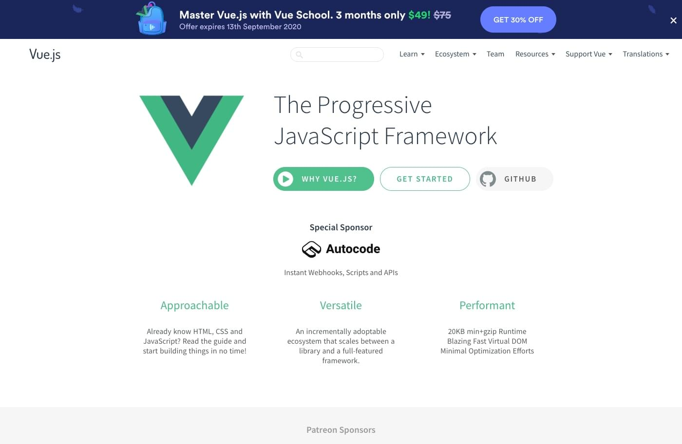 Vue - Start New Projects Faster