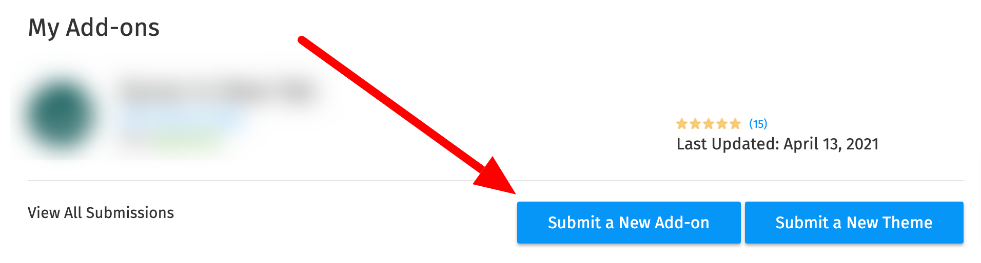 Submit add-on