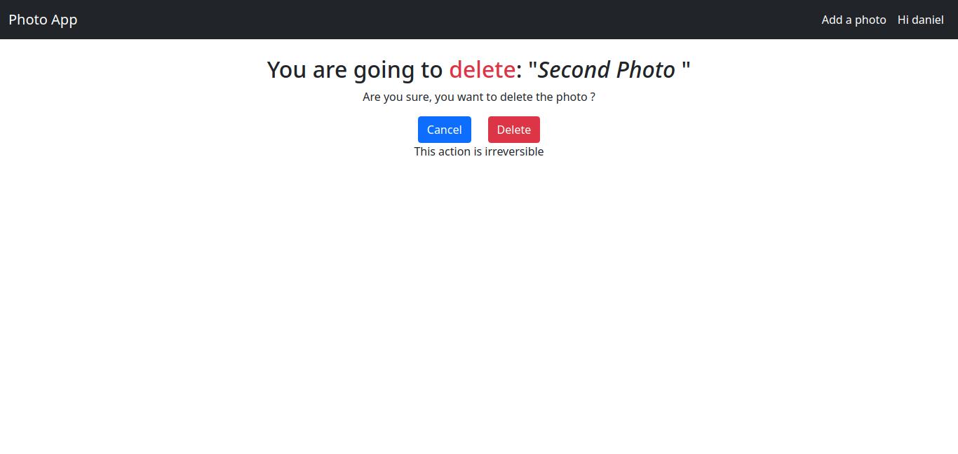 Delete template