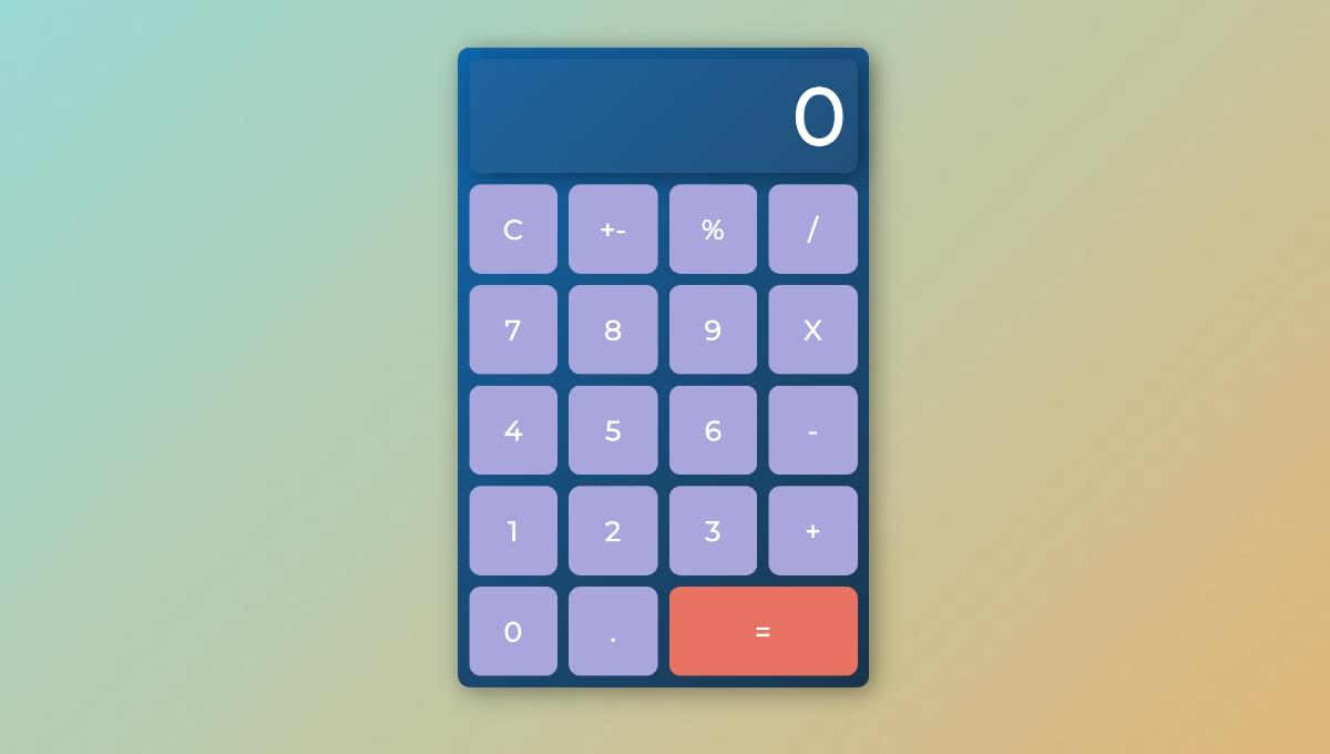 In this tutorial, we'll be building a React Calculator app. You'll learn how to make a wireframe, design a layout, create components, update state