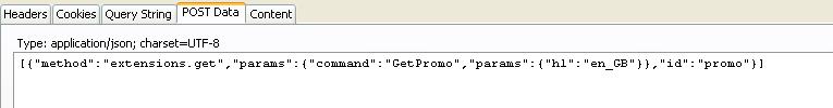 httpfox-post-data