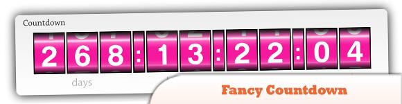 Fancy Countdown