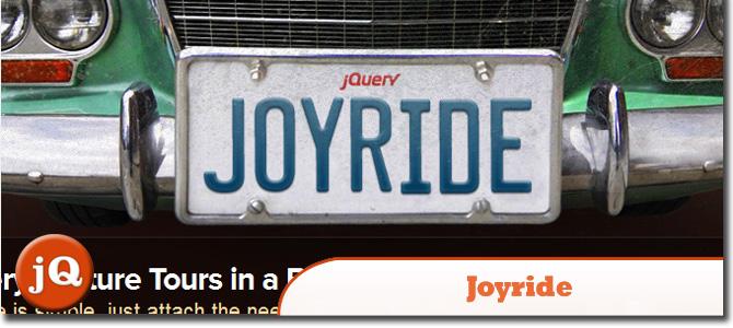 jQuery Joyride