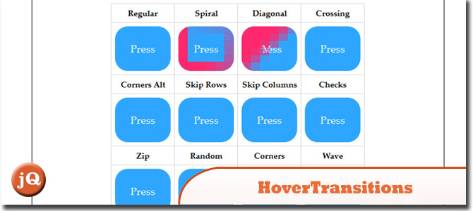 HoverTransitions