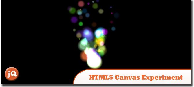 HTML5 Canvas Experiment