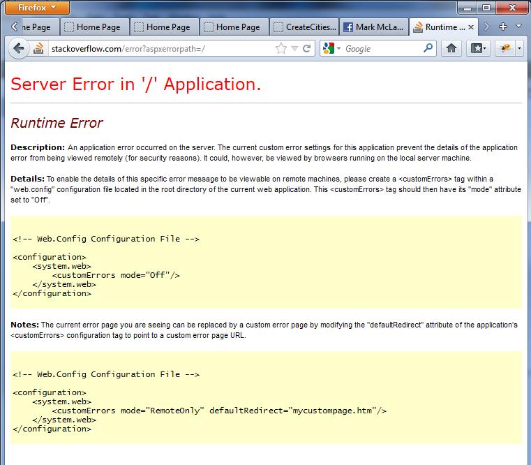 website-down-stack